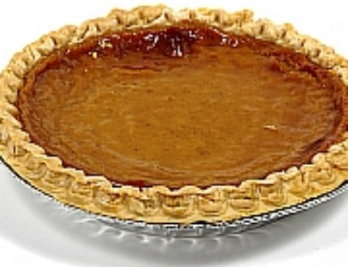 Pie from a real Pumpkin?