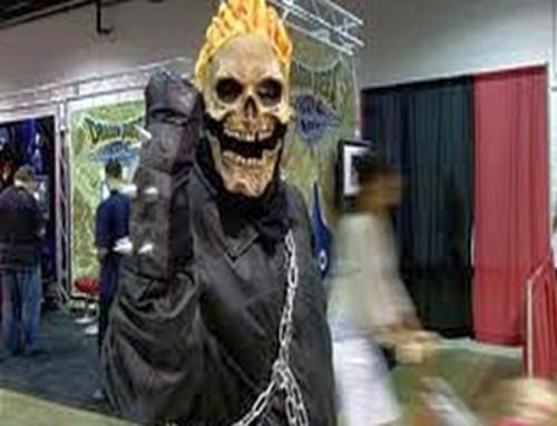 Marvel's Ghost Rider: The Superhero Skeleton