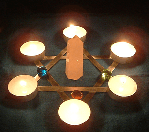 wiccan Candles