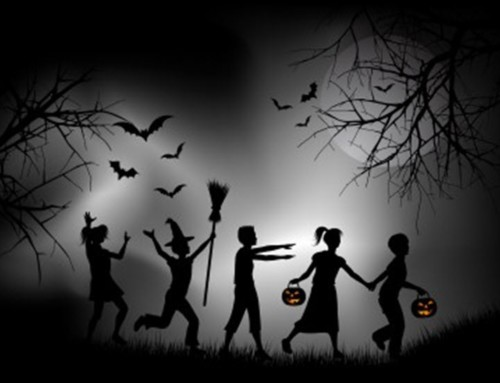 Fright at Night – A Halloween Story