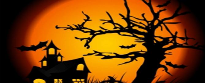 Bright Halloween Night