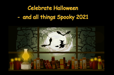 Celebrate Halloween 2021